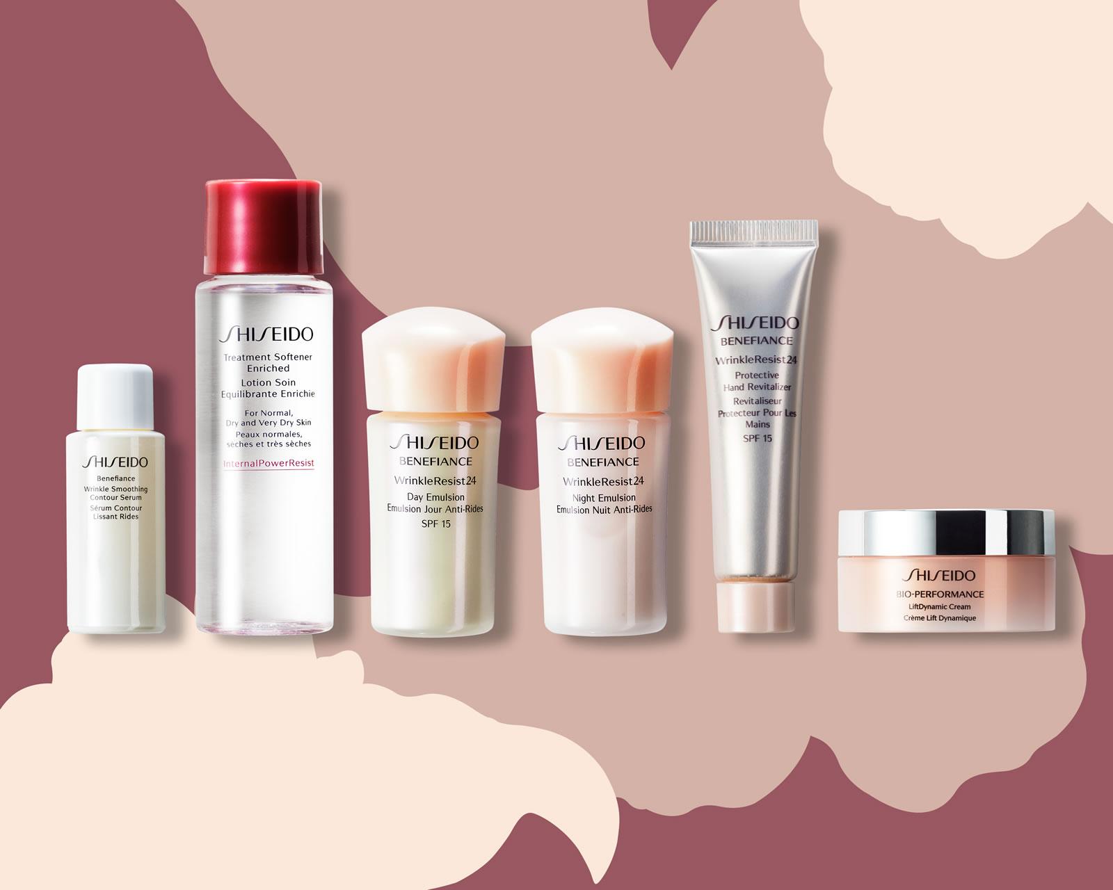 2019聖誕限定彩妝護膚品套裝,charlotte tilbury,shiseido